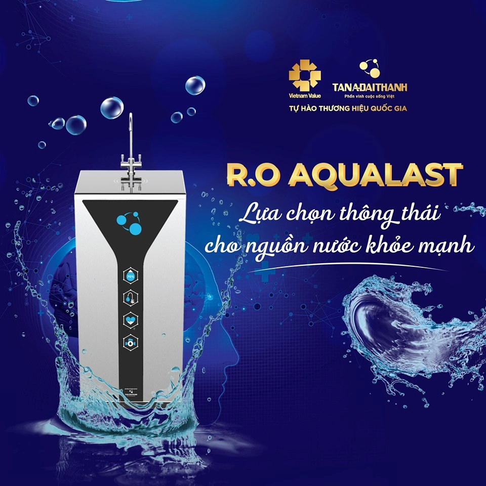 Tiêu chí chọn mua máy lọc nước R.O