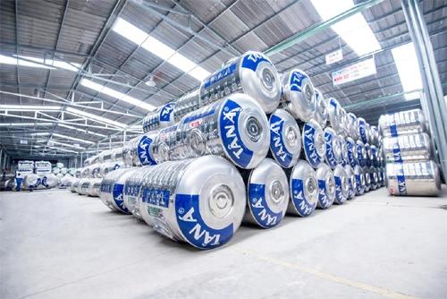 Bồn nước Tân Á Đại Thành dẫn đầu về chất lượng