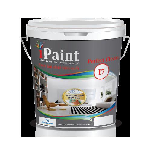 Sơn lau chùi nội thất siêu sạch – PERFECT CLEAN