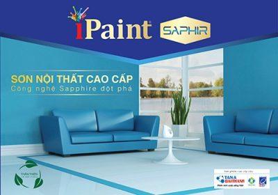 Ra mắt sản phẩm sơn iPaint Saphir ứng dụng công nghệ Sapphire đột phá