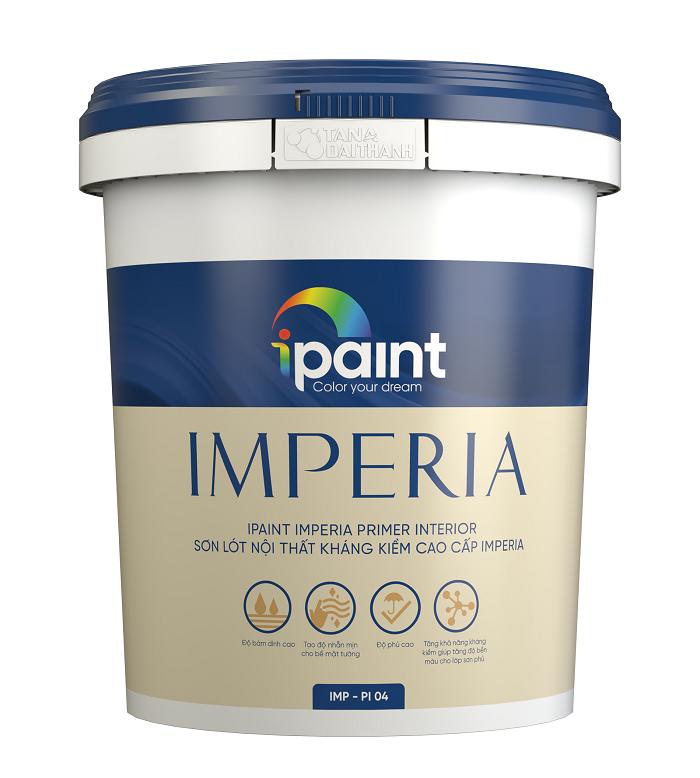 Sơn lót nội thất kháng kiềm cao cấp Imperia IMP