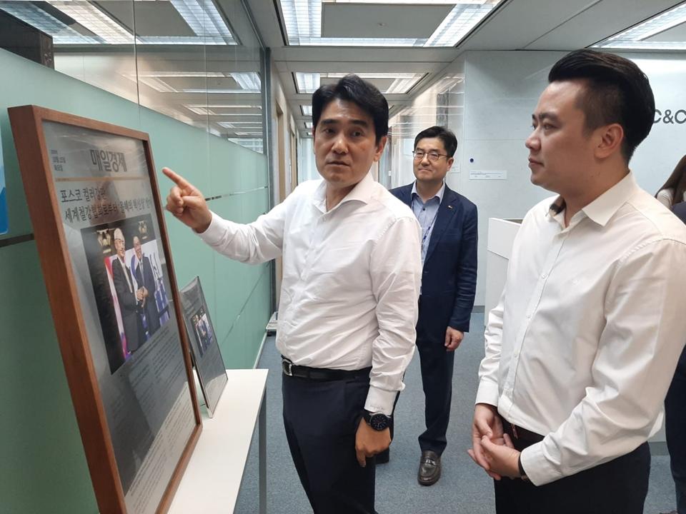 Tổng Giám đốc Nguyễn Duy Chính Nhận Giải Thưởng Thúc Đẩy Quan Hệ Thương Mại Việt Nam – Hàn Quốc