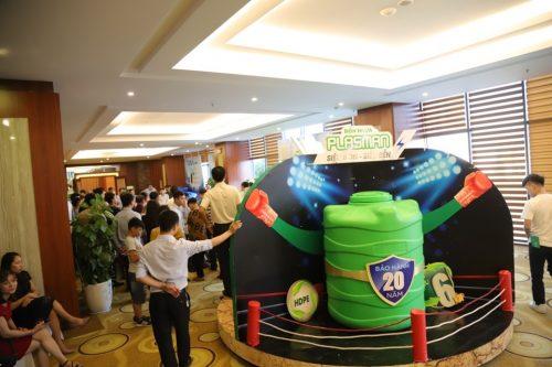 """Gần 500 khách mời tham dự chương trình""""Ngày hội siêu bồn nhựa Plasman…"""