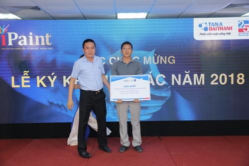 Tân Á Đại Thành tổ chức thành công lễ ký kết hợp tác 2018 11