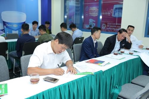 Tân Á Đại Thành tổ chức thành công lễ ký kết hợp tác 2018 3