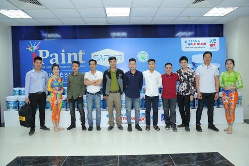 Tân Á Đại Thành tổ chức thành công lễ ký kết hợp tác 2018 6