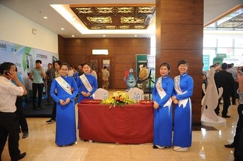 Diễn ra tại Khách sạn Mường Thanh – Tỉnh Bắc Giang, Hội thảo quy tụ 500 quý bạn hàng là các đại lý, nhà phân phối tiêu biểu tại khu vực.