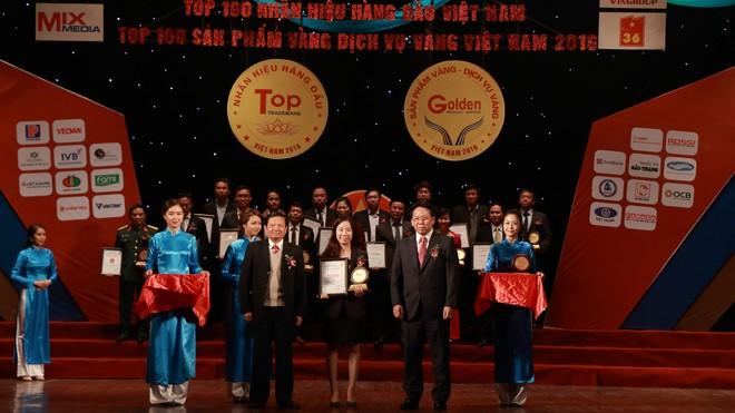 Top 10 Nhãn hiệu hàng đầu Việt Nam