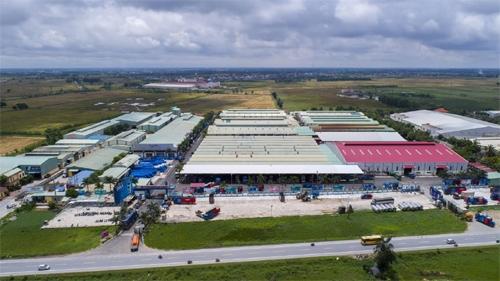 Nhà máy Tân Á Hưng Yên