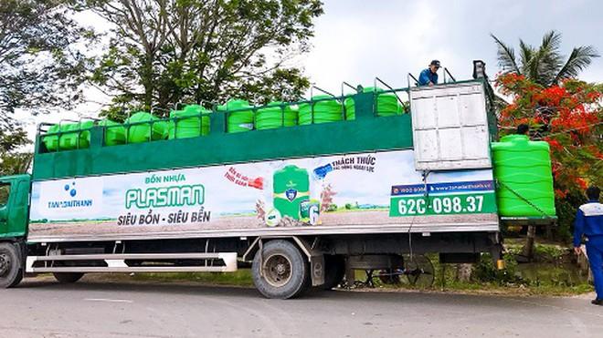 Thử thách độ bền của Siêu bồn nhựa Plasman