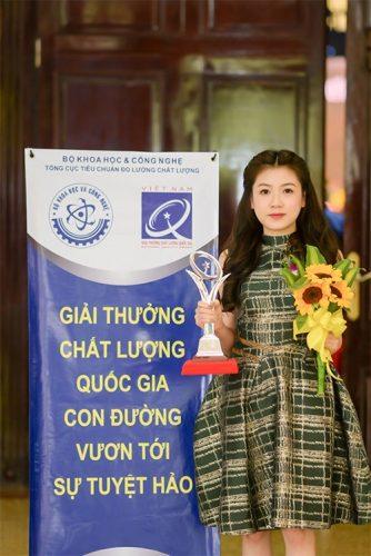 Giải thưởng Chất lượng Quốc gia 2016 khẳng định những nỗ lực thành công của Tân Á Đại Thành trong việc xây dựng thương hiệu, chất lượng sản phẩm và qui trình triển khai dịch vụ đã được công nhận.