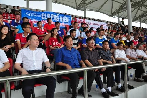 Giải bóng đá hạng Nhì Quốc gia 2018: CLB Phố Hiến chia điểm tiếc nuối