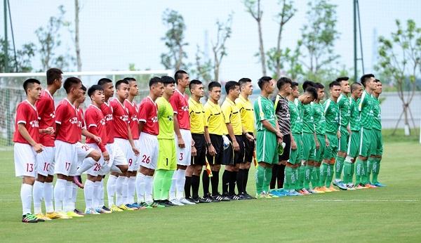 Giải bóng đá hạng Nhì Quốc gia 2018: CLB Phố Hiến chia điểm tiếc nuối 3