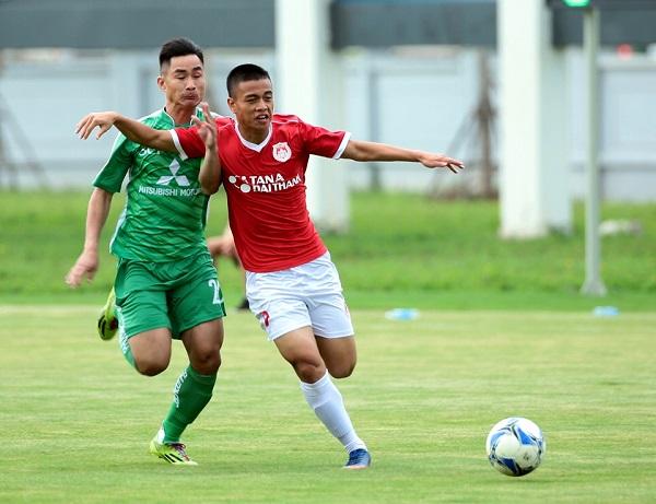 Giải bóng đá hạng Nhì Quốc gia 2018: CLB Phố Hiến chia điểm tiếc nuối 6