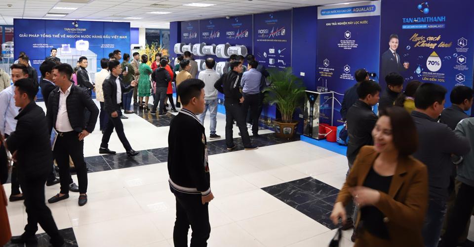 """Tân Á Đại Thành tổ chức """"Hái lộc đầu Xuân"""" và ra mắt sản phẩm mới đột phá công nghệ"""