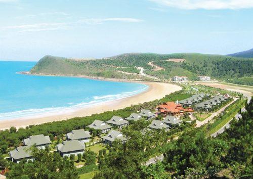Quần thể Bãi Lữ Resort với nhiều hạng mục cao cấp sẽ là địa điểm du lịch hấp dẫn cho du khách