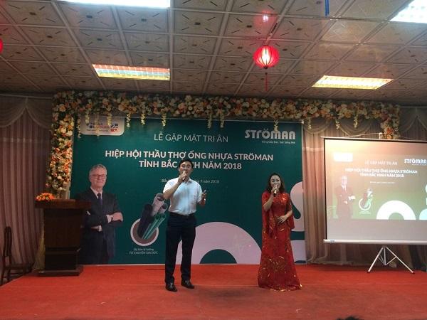 Ströman Việt Nam: Tổ chức thành công lễ tri ân thầu thợ 2