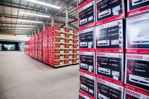 Bình nước nóng Rossi - sản phẩm tiết kiệm điện đạt Top 10 Nhãn hiệu hàng đầu Việt Nam