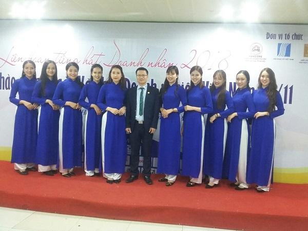 Tân Á Đại Thành hân hạnh là nhà tài trợ Vàng cho Liên hoan tiếng hát Doanh Nhân 2018