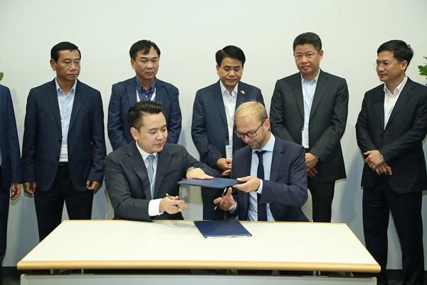 Tân Á Đại Thành ký kết thỏa thuận hợp tác với Tập đoàn Krauss Maffei (CHLB Đức) 4