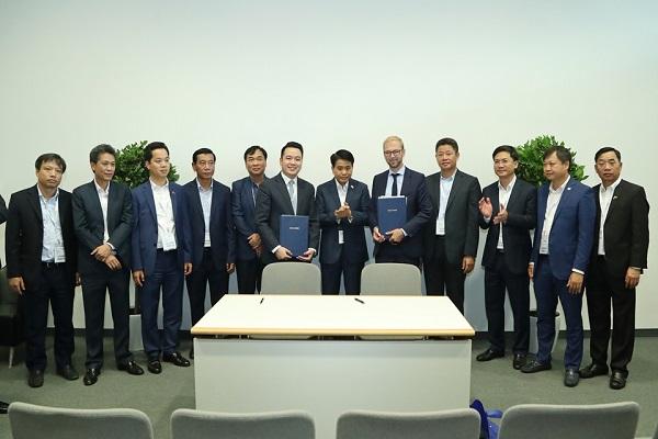 Tân Á Đại Thành ký kết thỏa thuận hợp tác với Tập đoàn Krauss Maffei (CHLB Đức) 3
