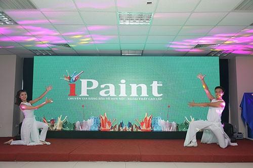 Hội thảo ra mắt sản phẩm sơn iPaint Saphir 2017 thành công rực rỡ 6
