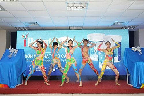 Hội thảo ra mắt sản phẩm sơn iPaint Saphir 2017 thành công rực rỡ 8