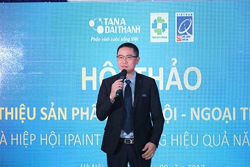 Hội thảo ra mắt sản phẩm sơn iPaint Saphir 2017 thành công rực rỡ 9