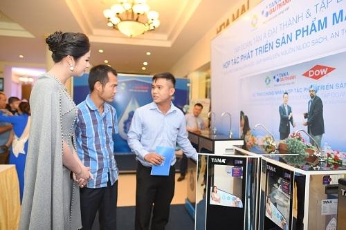 Tập đoàn Tân Á Đại Thành ra mắt ấn tượng dòng sản phẩm mới tại khu vực miền Trung 2