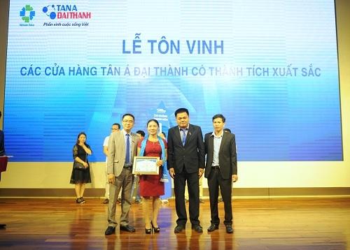Tập đoàn Tân Á Đại Thành ra mắt ấn tượng dòng sản phẩm mới tại khu vực miền Trung 6