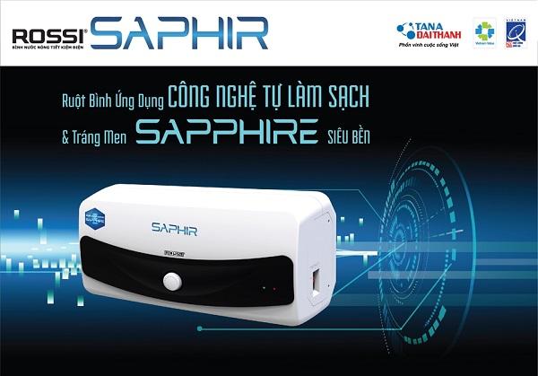 Tập đoàn Tân Á Đại Thành ra mắt các siêu phẩm dòng Saphir 1