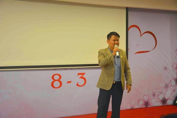 """8/3 - Tôn vinh """"Bản lĩnh phái đẹp"""" - Tân Á Đại Thành 6"""