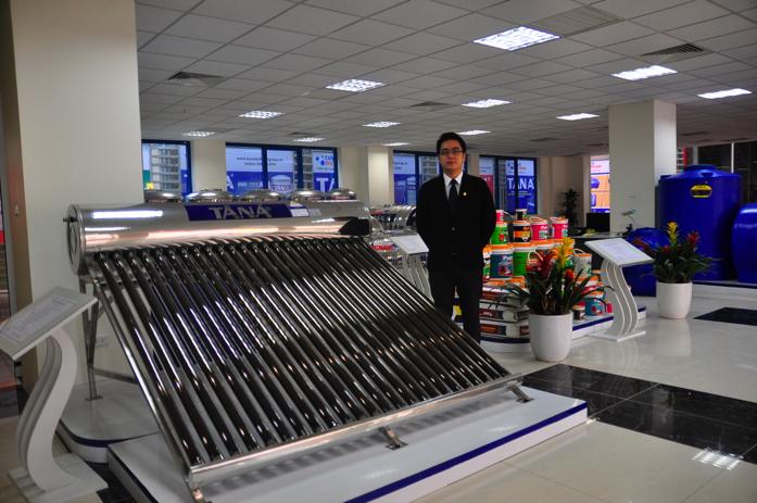 Tập đoàn Tân Á Đại Thành là nhà cung cấp đạt sản lượng lớn nhất trên toàn quốc
