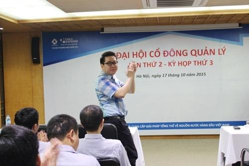 Ông Nguyễn Duy Chính - Phó Chủ tịch HĐQT kiêm Tổng giám đốc