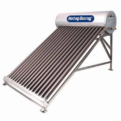 CHƯƠNG TRÌNH VÌ VIỆT NAM XANH: Những lợi ích khi sử dụng Máy nước nóng Năng lượng mặt trời