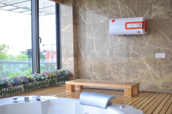 Bình nước nóng Rossi là lựa chọn hoàn hảo cho các căn hộ, chung cư cao cấp.