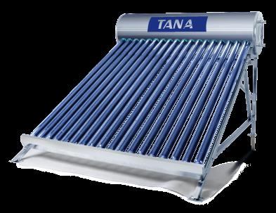 Máy nước nóng năng lượng mặt trờiTân Á
