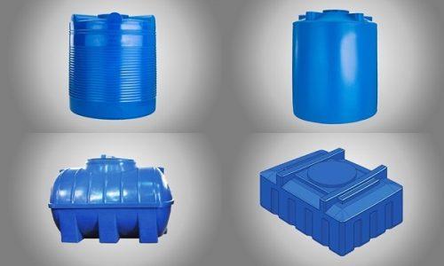 Bồn nước nhựa Tân Á với nhiều kiểu dáng đa dạng cho người tiêu dùng lựa chọn
