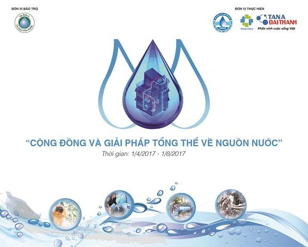 """Cùng Tân Á Đại Thành tìm """"giải pháp tổng thể về nguồn nước"""" 1"""