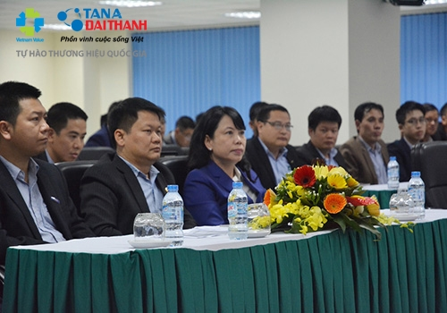 Đại hội Cổ đông quản lý tập đoàn Tân Á Đại Thành: Phát huy toàn diện sức mạnh đội ngũ cán bộ quản lý 1