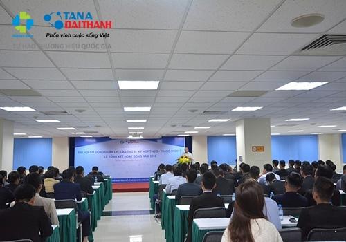 Đại hội Cổ đông quản lý tập đoàn Tân Á Đại Thành: Phát huy toàn diện sức mạnh đội ngũ cán bộ quản lý