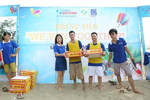 """Đại sự kiện """"We Win Together"""" 2017: Trải nghiệm ấn tượng khó quên của người Tân Á Đại Thành 10"""