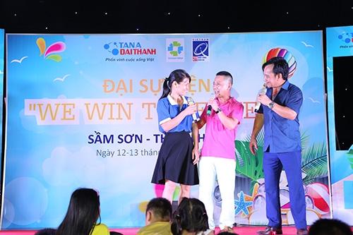 """Đại sự kiện """"We Win Together"""" 2017: Trải nghiệm ấn tượng khó quên của người Tân Á Đại Thành 3"""