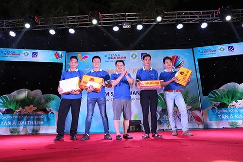 """Đại sự kiện """"We Win Together"""" 2017: Trải nghiệm ấn tượng khó quên của người Tân Á Đại Thành 6"""