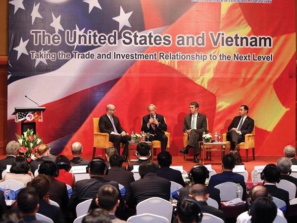 Doanh nghiệp Việt - Mỹ: Hãy đi cùng nhau để tiến xa hơn