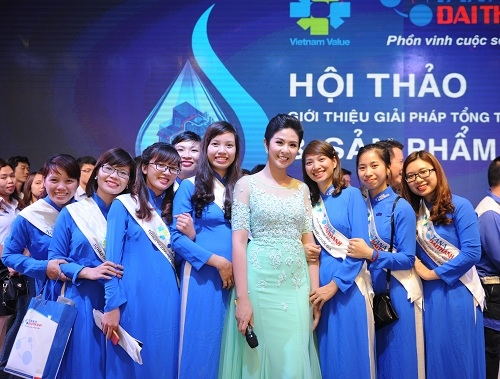 Hội thảo ra mắt Máy lọc nước R.O mới tại Nam Định: Hoành tráng và sôi động 2