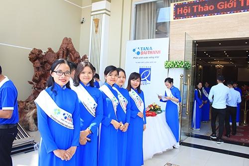 Hội thảo ra mắt sản phẩm mới năm 2017 thành công rực rỡ ở Đà Nẵng 1