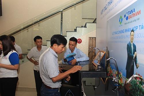 Hội thảo ra mắt sản phẩm mới năm 2017 thành công rực rỡ ở Đà Nẵng 2
