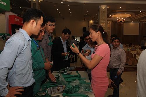 Hội thảo ra mắt sản phẩm mới năm 2017 thành công rực rỡ ở Đà Nẵng 3