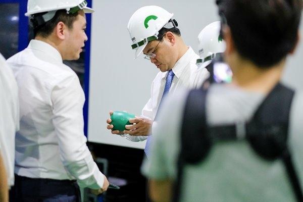 Khánh thành nhà máy ống nhựa Stroman tiêu chuẩn Đức 12